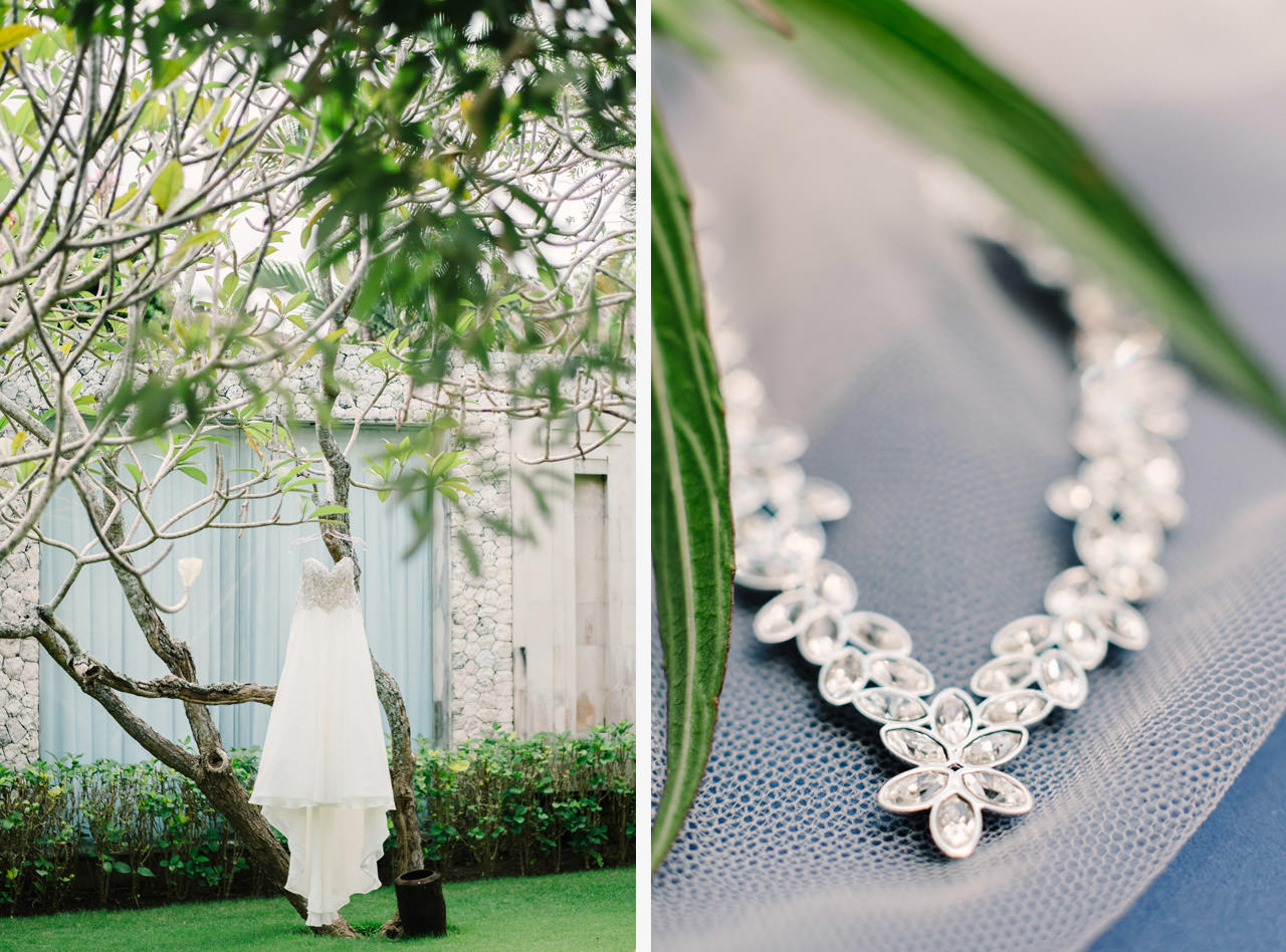 Kimberly & Jerry: Intimate Bali Wedding Photography at Ayana Resort 2