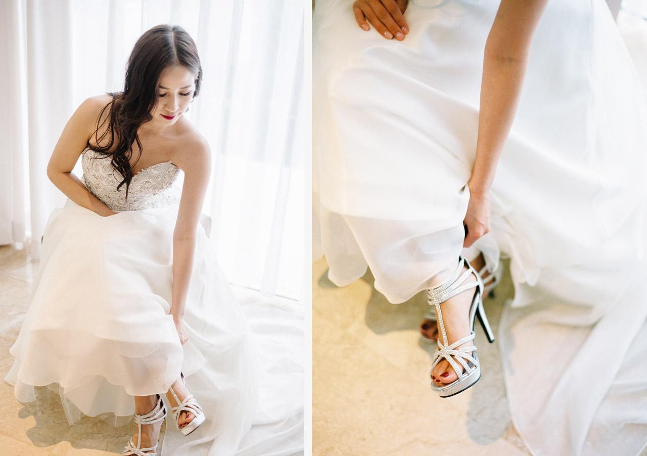 Kimberly & Jerry: Intimate Bali Wedding Photography at Ayana Resort 7