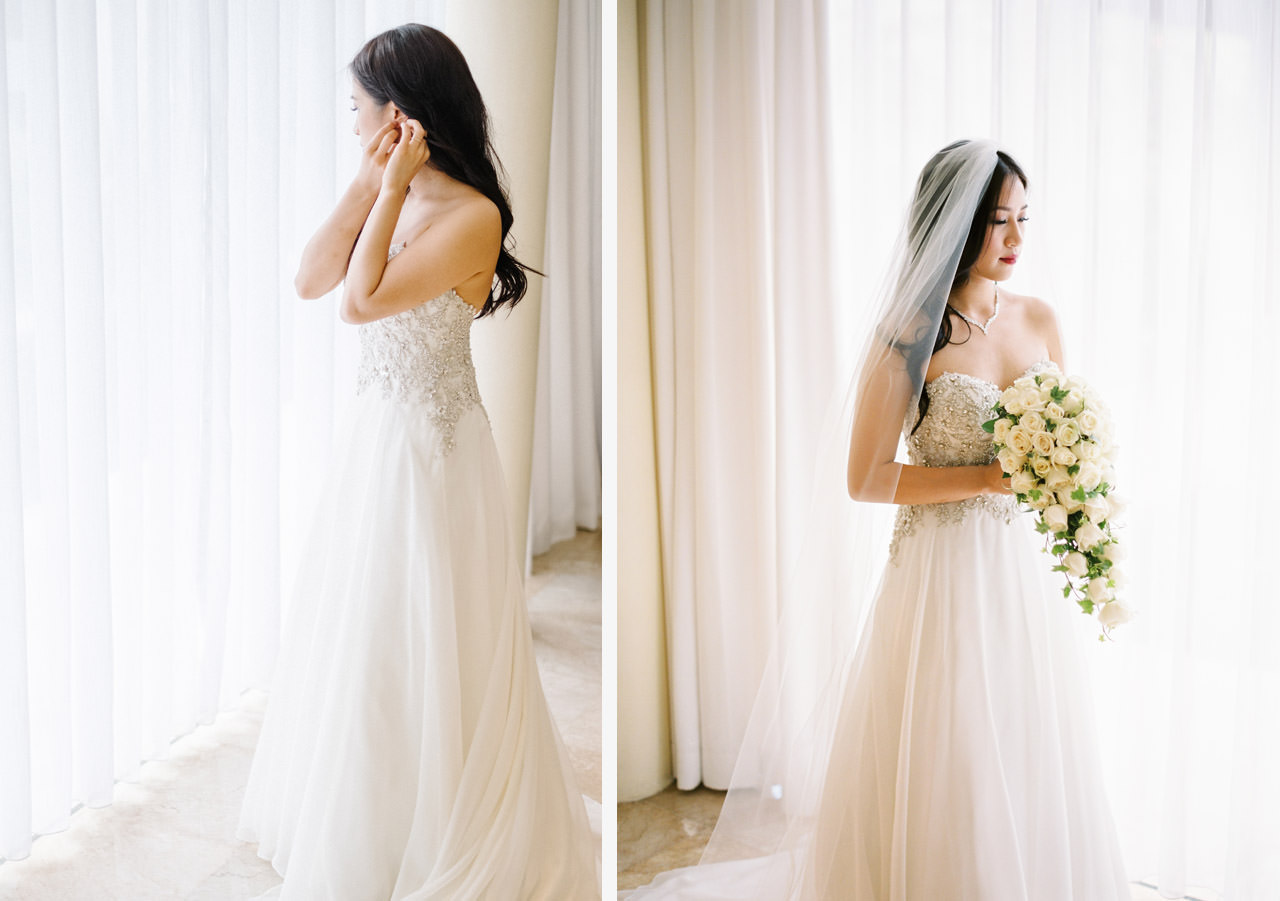 Kimberly & Jerry: Intimate Bali Wedding Photography at Ayana Resort 8
