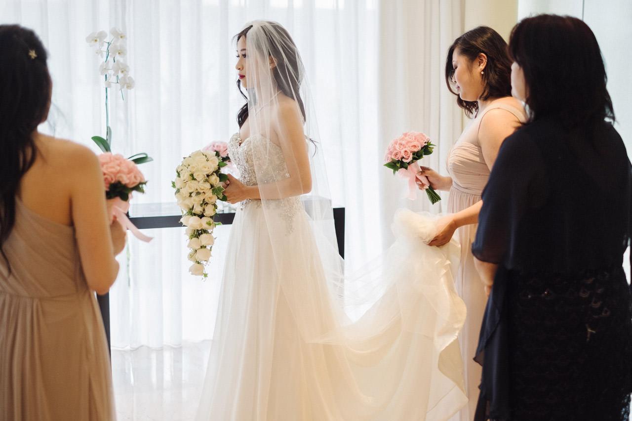 Kimberly & Jerry: Intimate Bali Wedding Photography at Ayana Resort 9