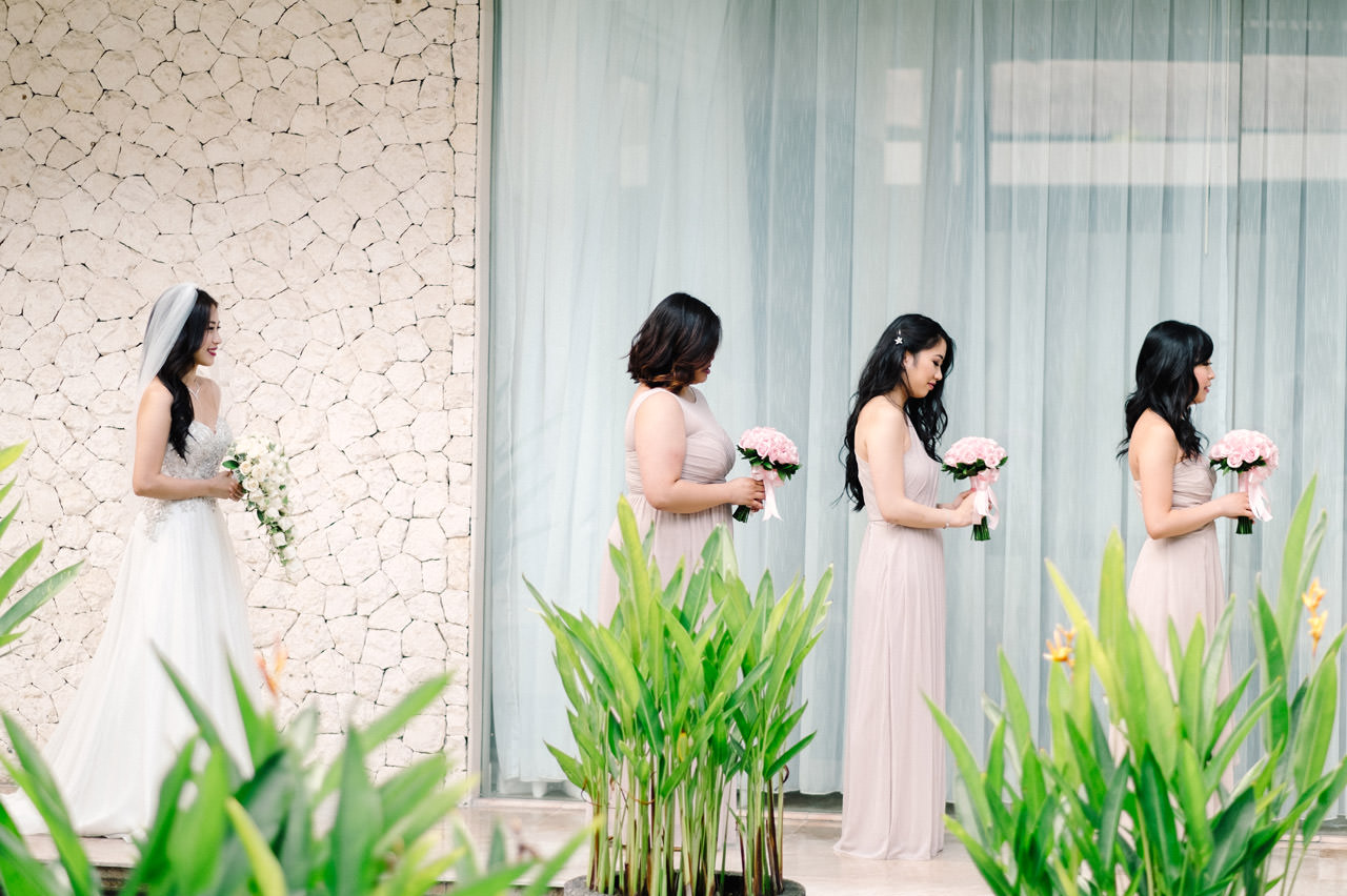 Kimberly & Jerry: Intimate Bali Wedding Photography at Ayana Resort 11