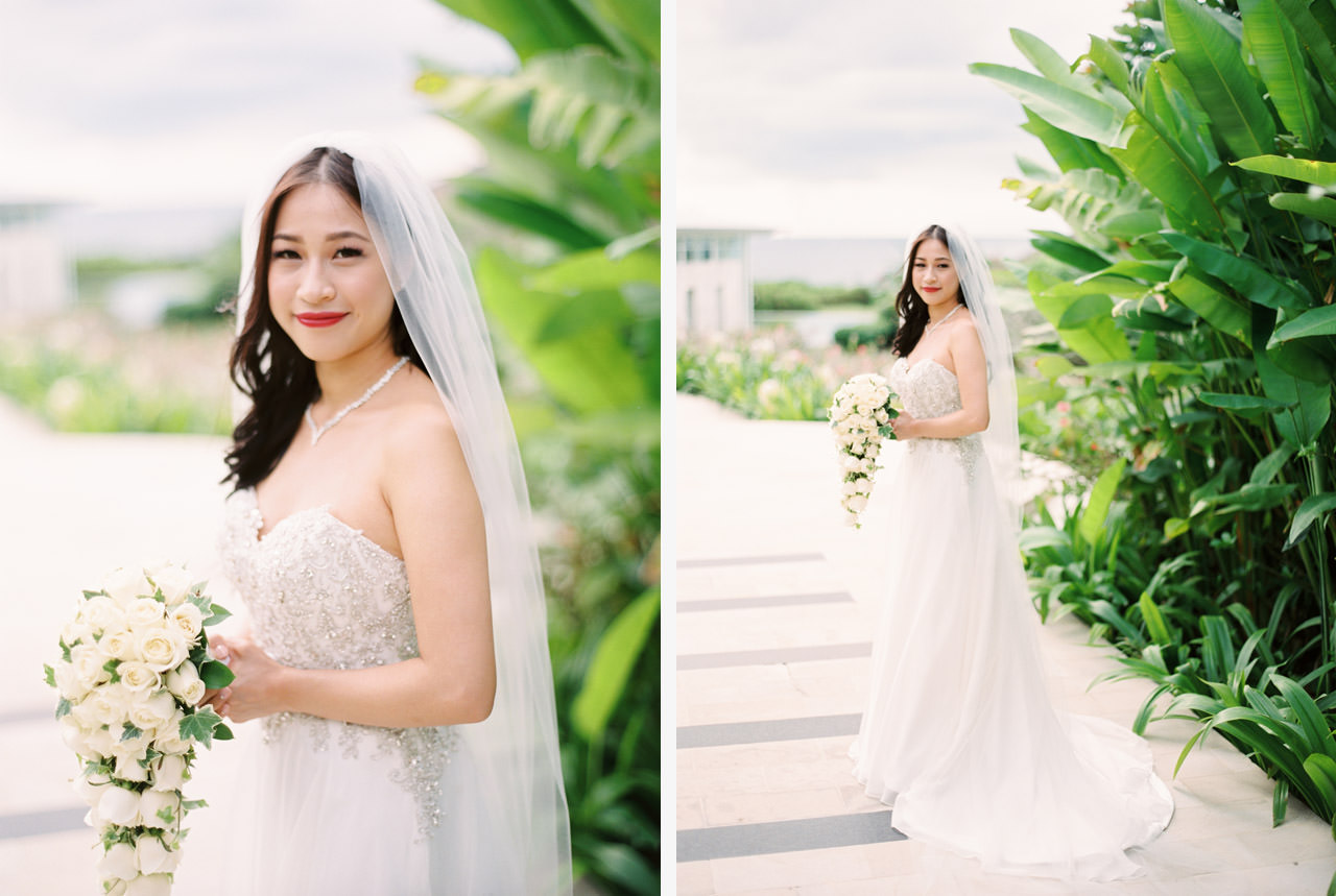 Kimberly & Jerry: Intimate Bali Wedding Photography at Ayana Resort 13