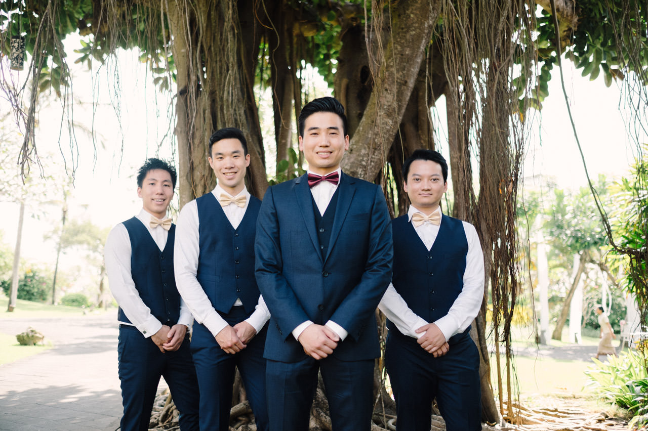 Kimberly & Jerry: Intimate Bali Wedding Photography at Ayana Resort 14