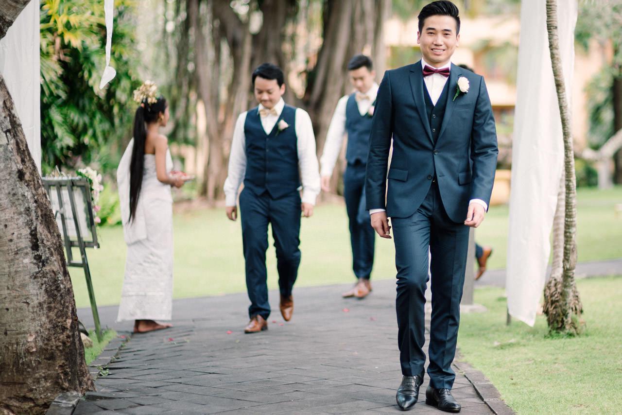 Kimberly & Jerry: Intimate Bali Wedding Photography at Ayana Resort 15