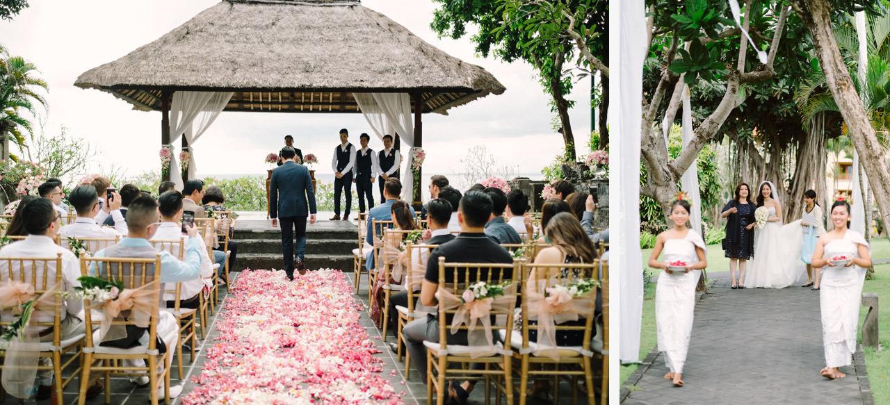 Kimberly & Jerry: Intimate Bali Wedding Photography at Ayana Resort 17