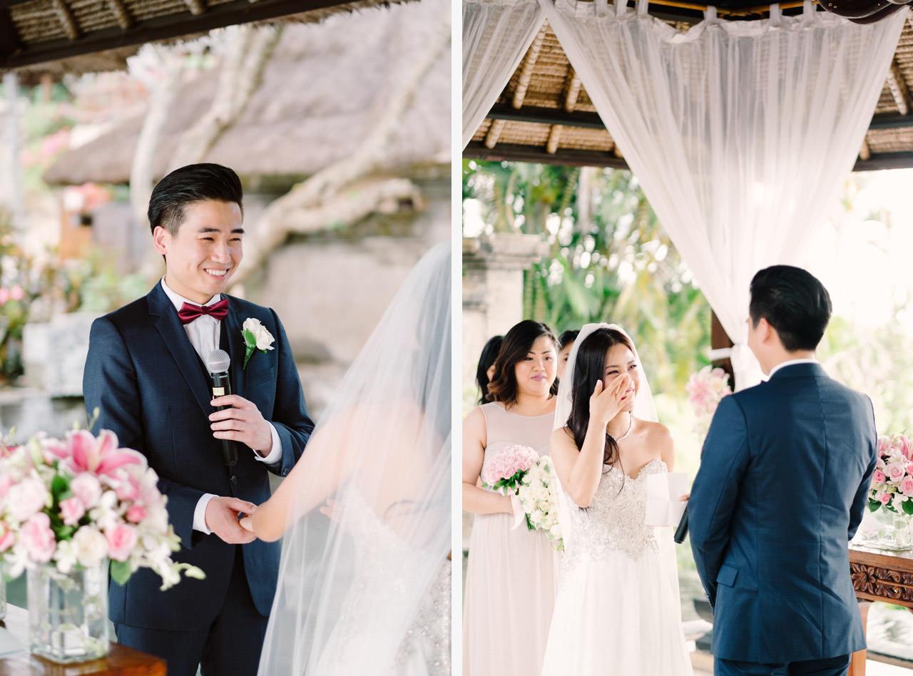 Kimberly & Jerry: Intimate Bali Wedding Photography at Ayana Resort 19