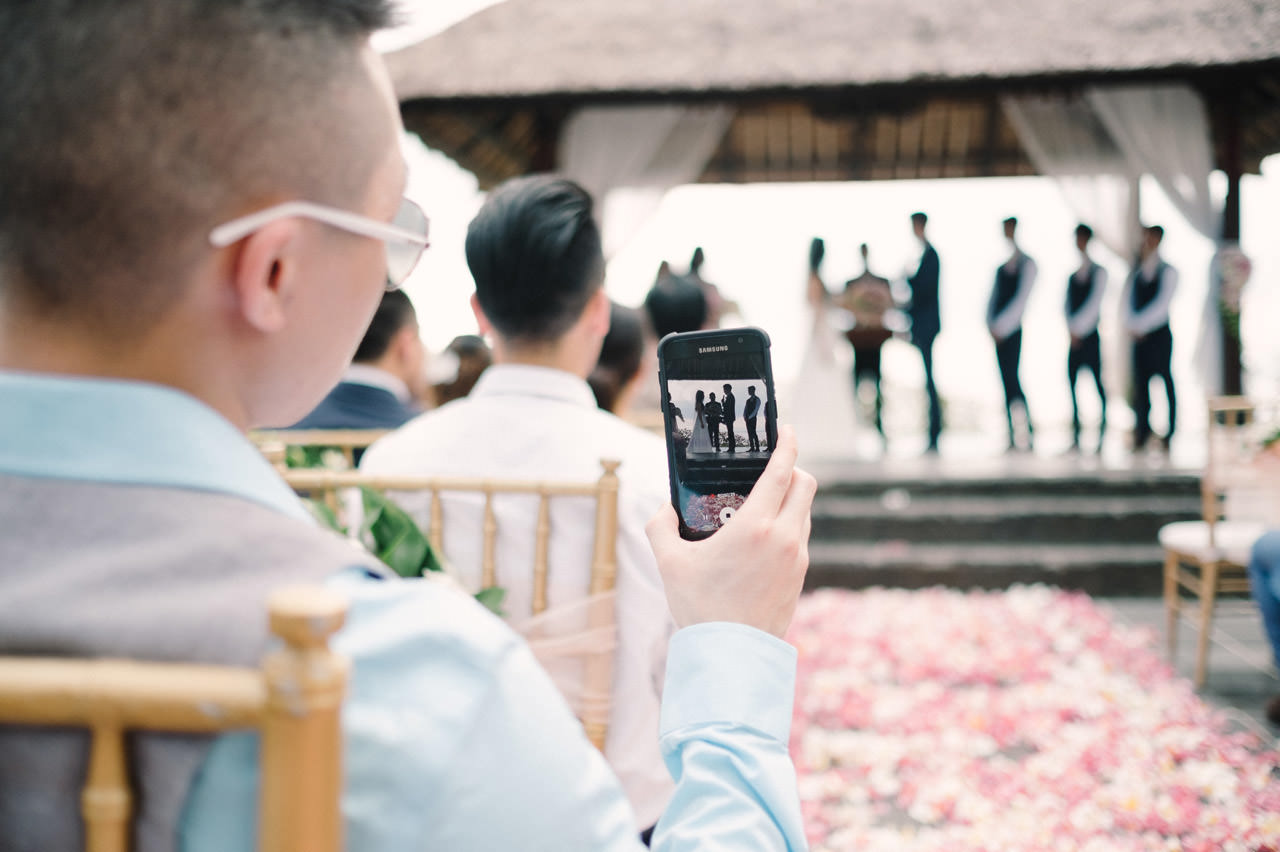 Kimberly & Jerry: Intimate Bali Wedding Photography at Ayana Resort 20