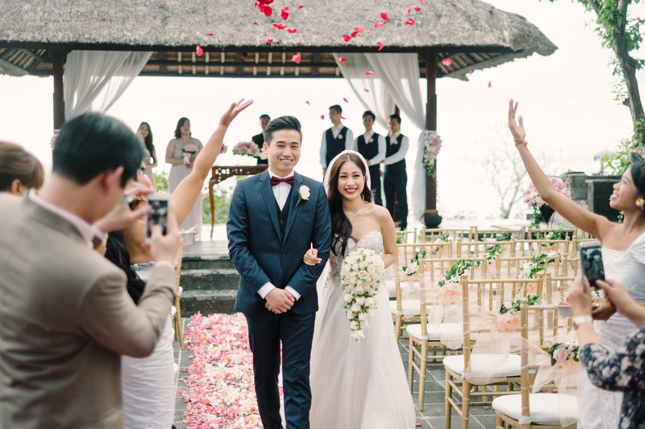Kimberly & Jerry: Intimate Bali Wedding Photography at Ayana Resort 24