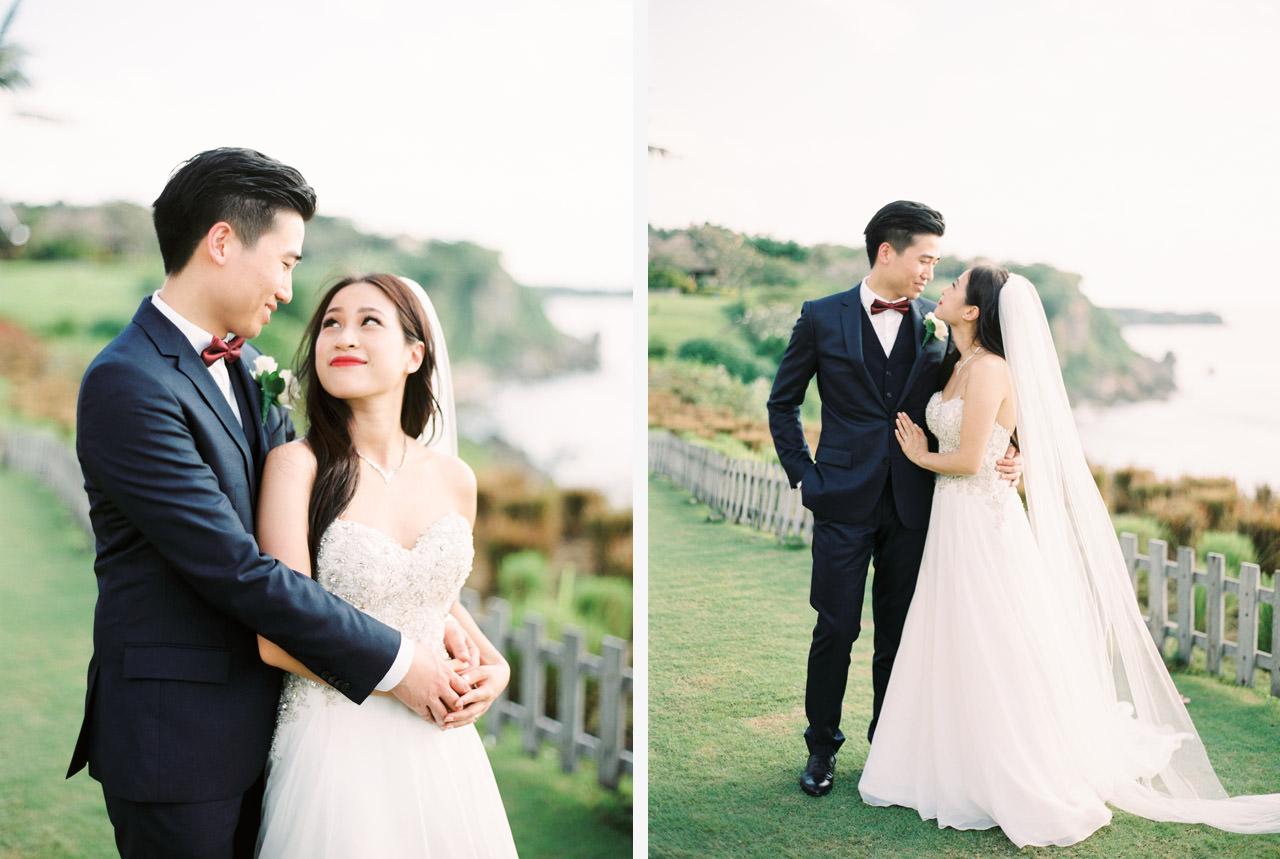 Kimberly & Jerry: Intimate Bali Wedding Photography at Ayana Resort 26