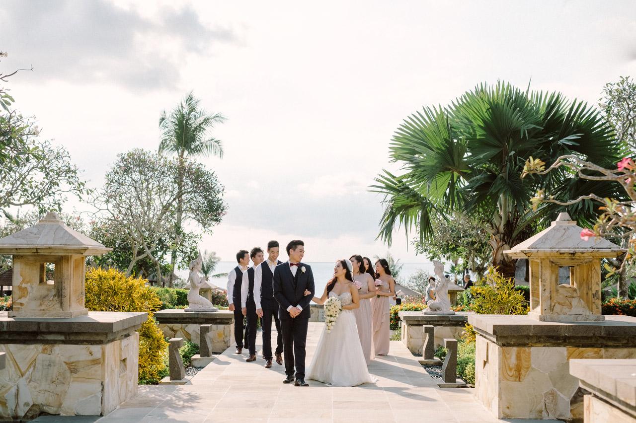 Kimberly & Jerry: Intimate Bali Wedding Photography at Ayana Resort 31