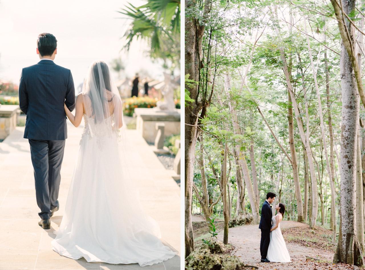 Kimberly & Jerry: Intimate Bali Wedding Photography at Ayana Resort 32