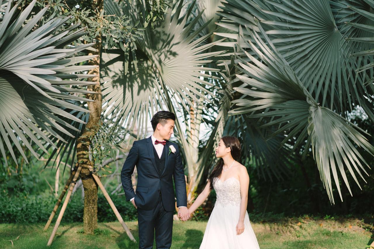 Kimberly & Jerry: Intimate Bali Wedding Photography at Ayana Resort 33