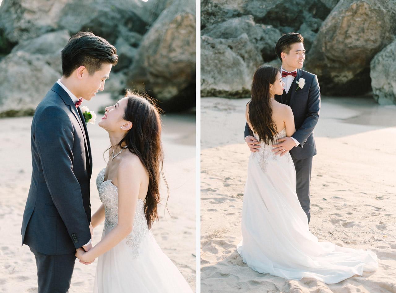 Kimberly & Jerry: Intimate Bali Wedding Photography at Ayana Resort 37