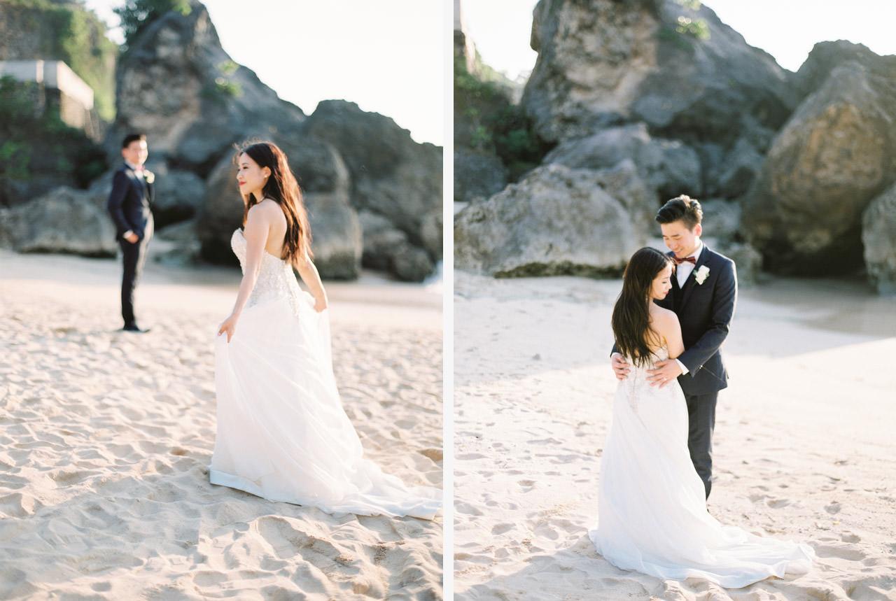 Kimberly & Jerry: Intimate Bali Wedding Photography at Ayana Resort 38