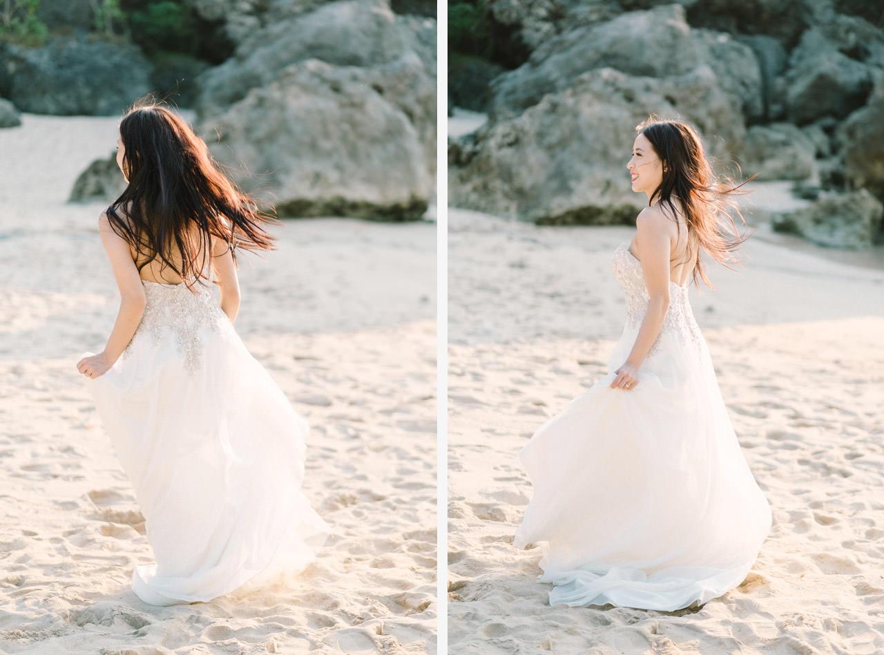 Kimberly & Jerry: Intimate Bali Wedding Photography at Ayana Resort 39