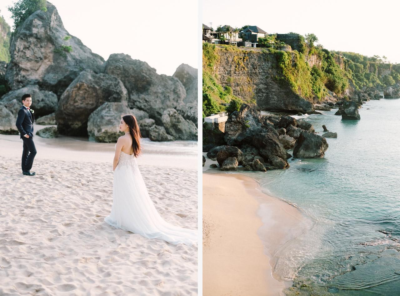 Kimberly & Jerry: Intimate Bali Wedding Photography at Ayana Resort 42
