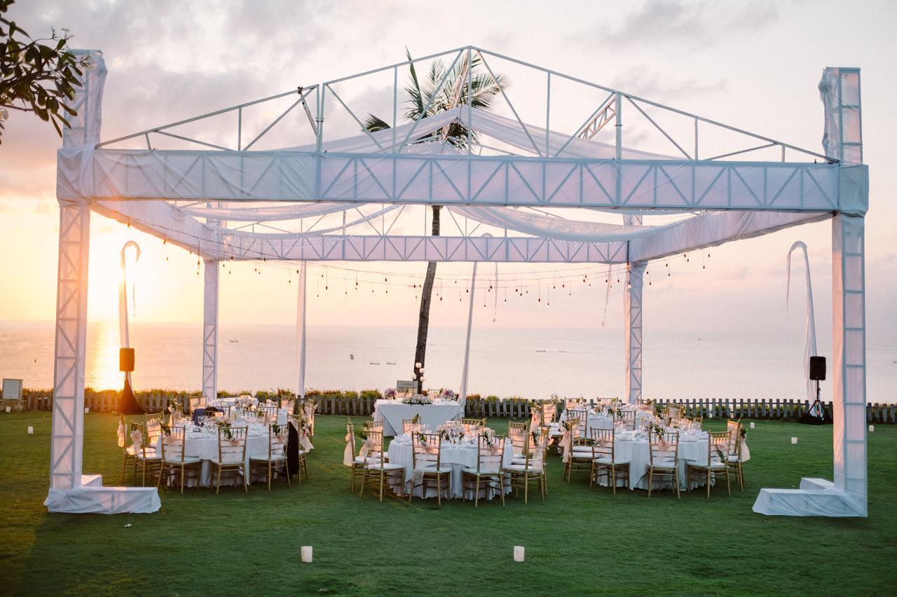 Kimberly & Jerry: Intimate Bali Wedding Photography at Ayana Resort 45