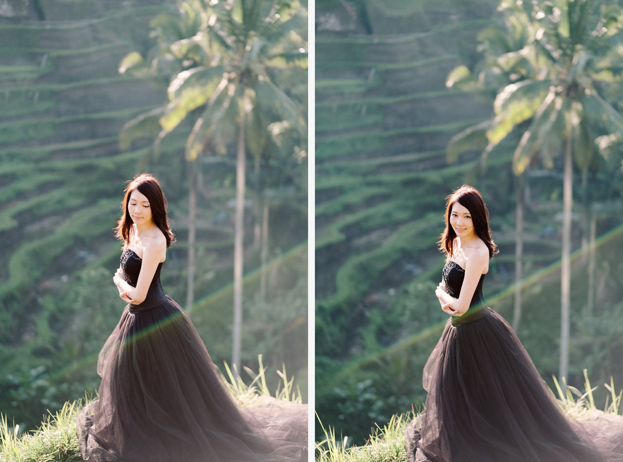 An Elegant Ubud Post Wedding Photo Session 5