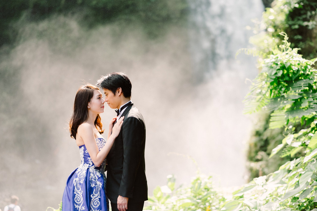 An Elegant Ubud Post Wedding Photo Session 15
