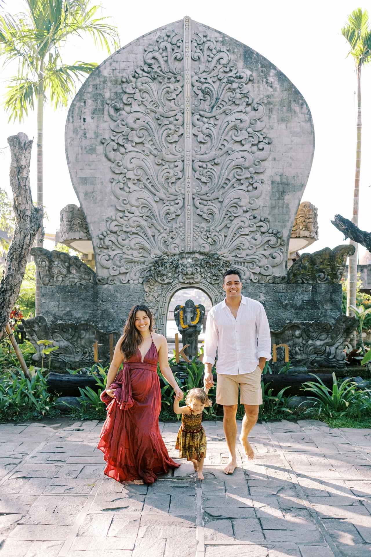 Kayon Jungle Resort Ubud Maternity Photo 3