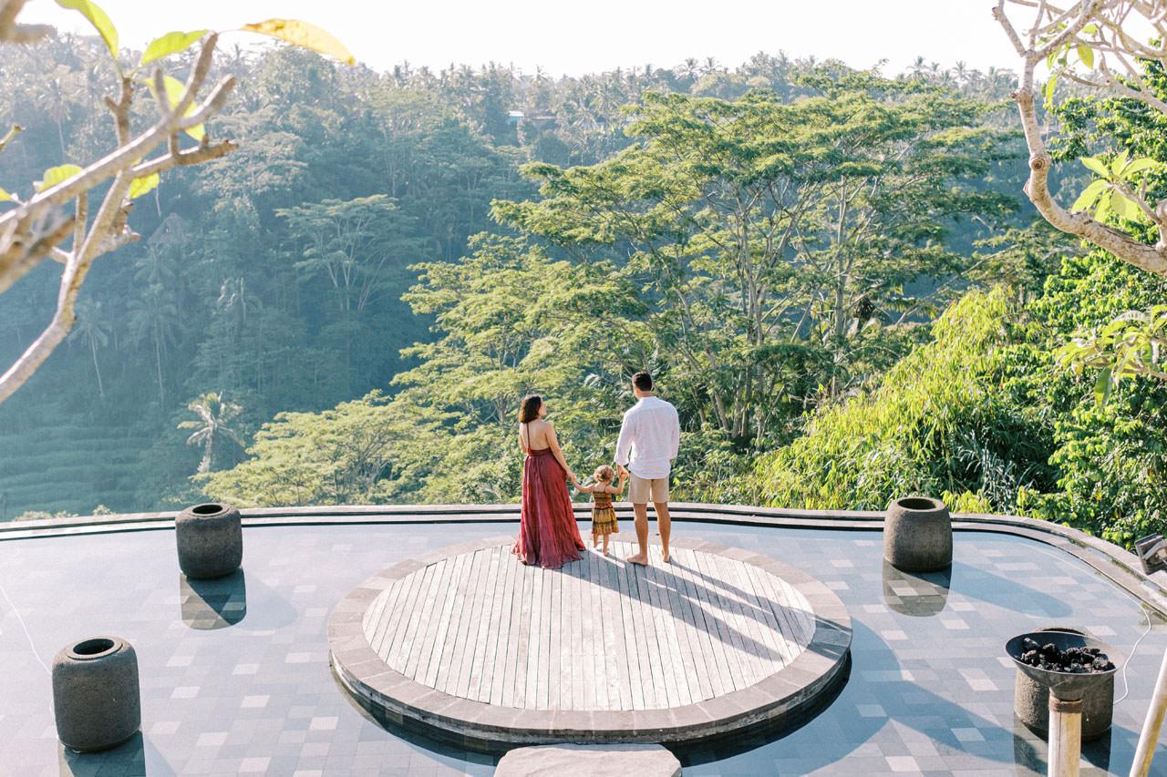 Kayon Jungle Resort Ubud Maternity Photo 8