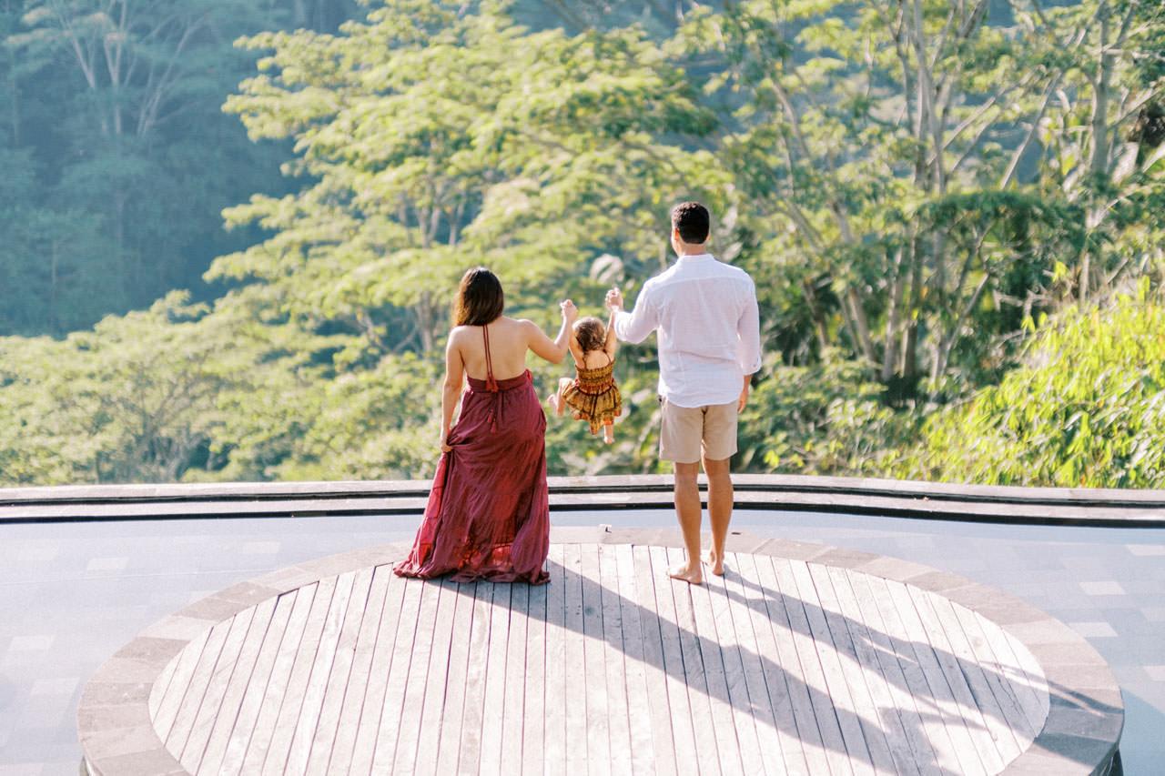 Kayon Jungle Resort Ubud Maternity Photo 9