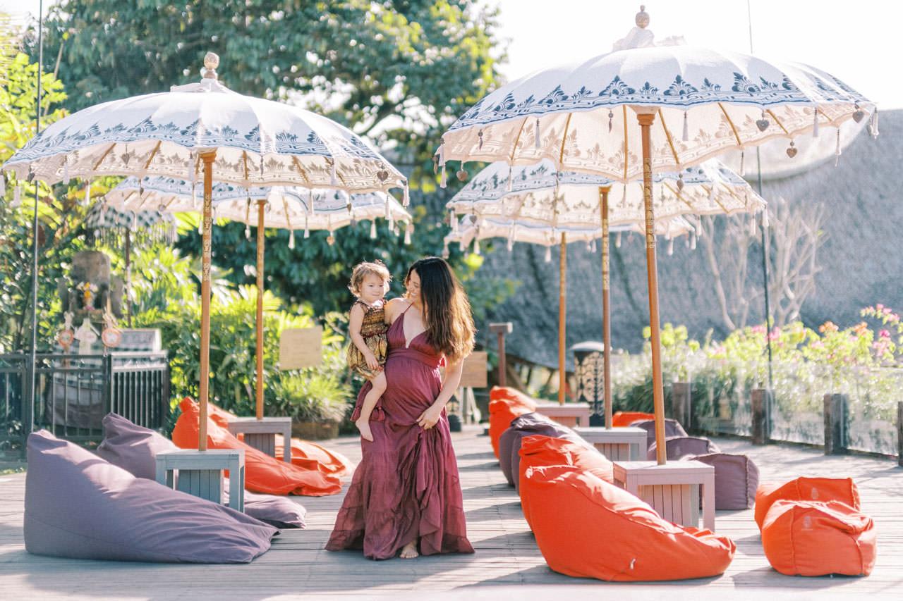 Kayon Jungle Resort Ubud Maternity Photo 12