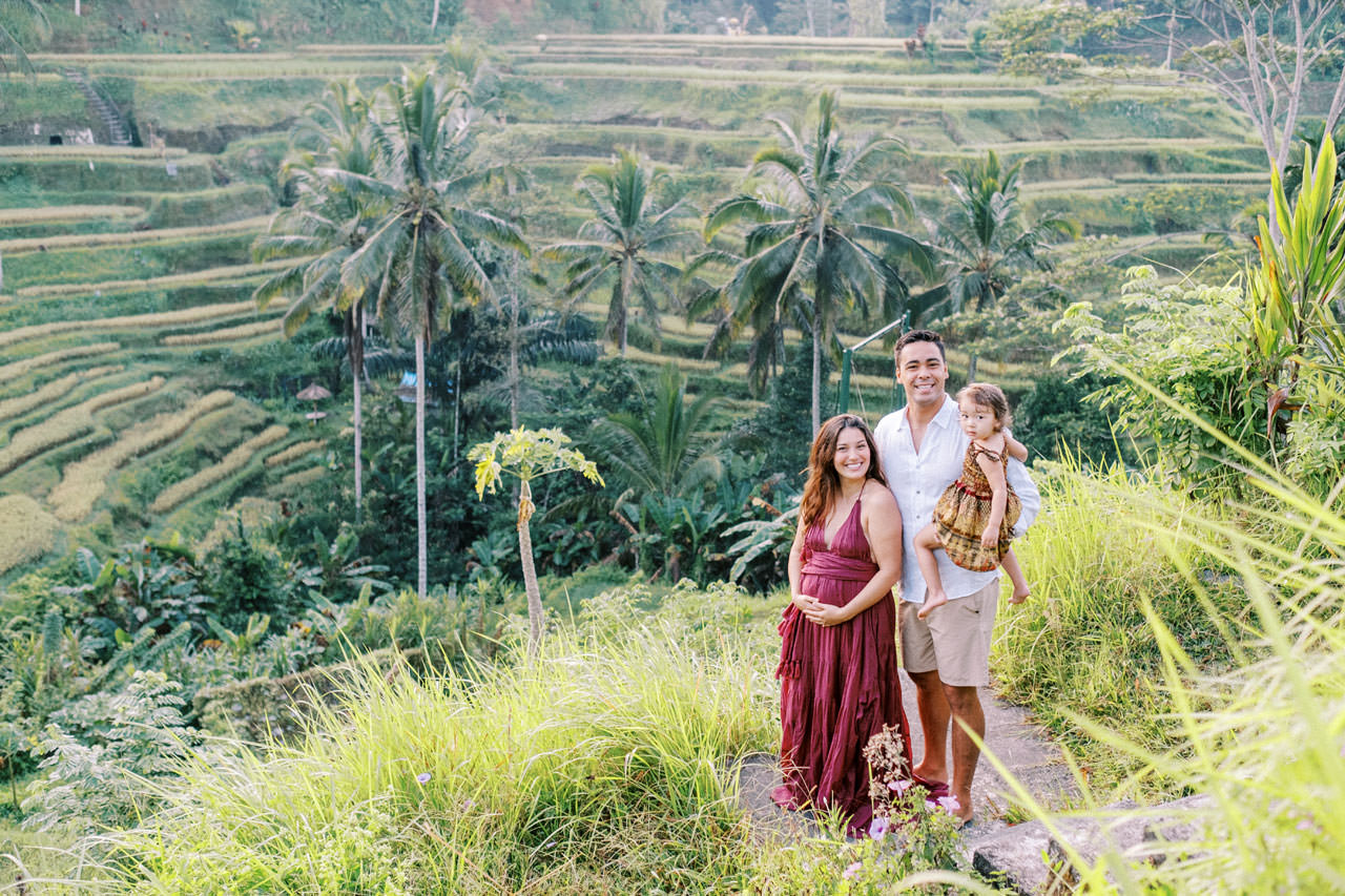 Kayon Jungle Resort Ubud Maternity Photo 17