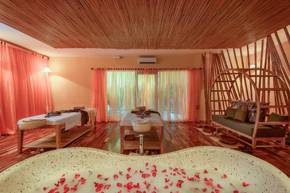 Loccitane Spa Bali 7