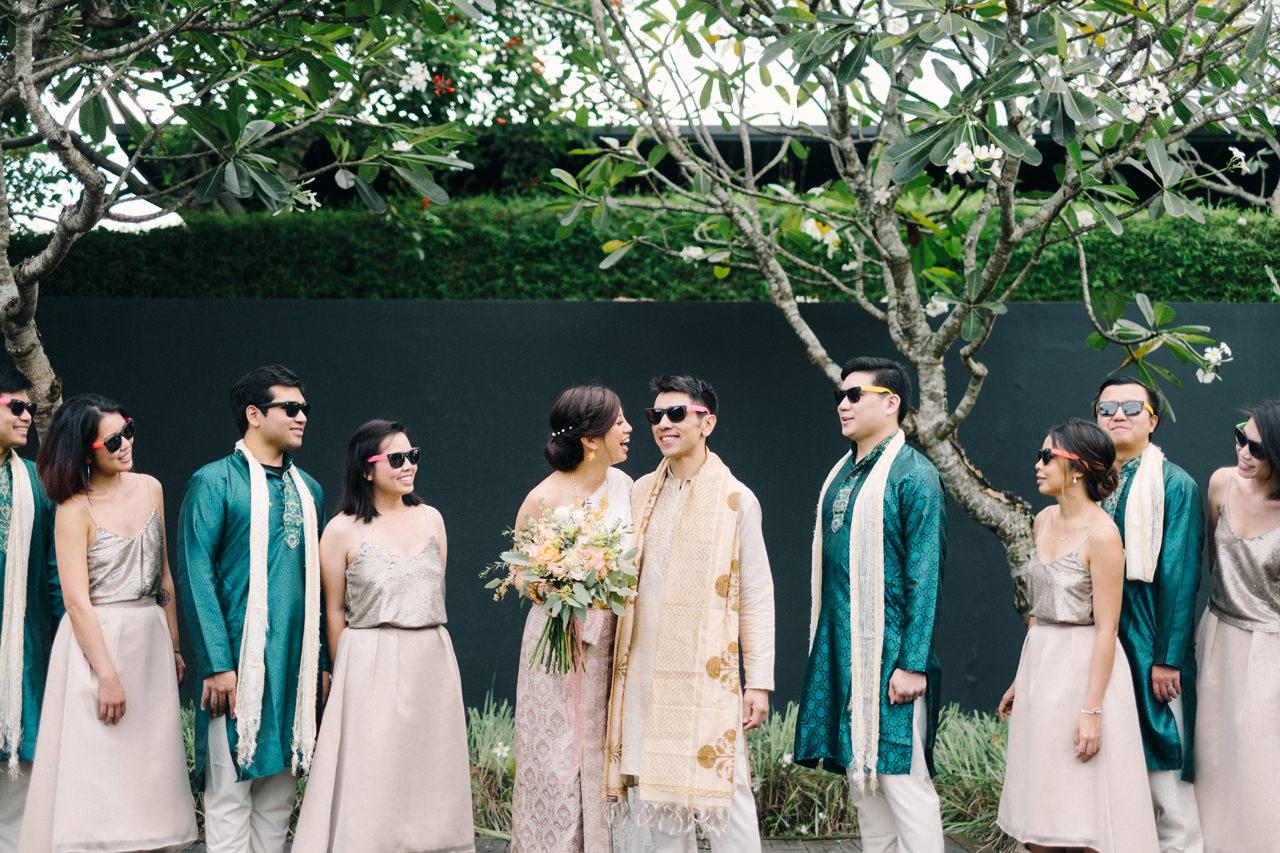 L&A: Canggu Wedding Photography at Soori Bali 4