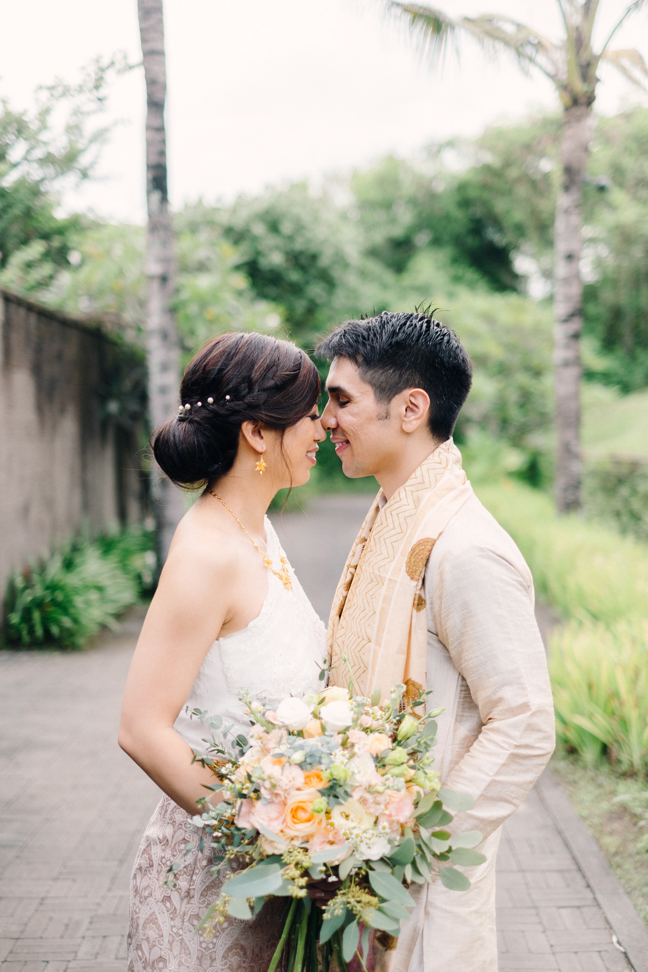 L&A: Canggu Wedding Photography at Soori Bali 5