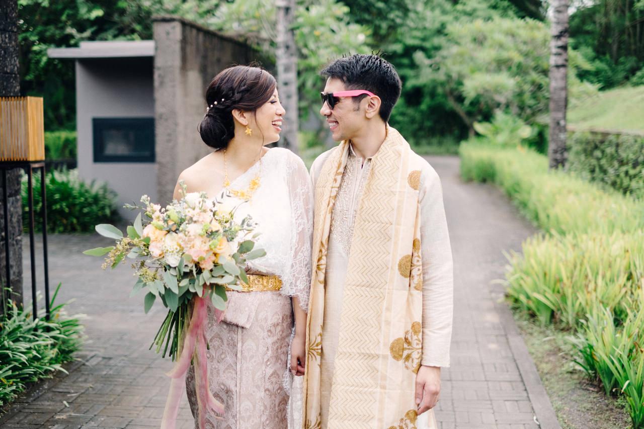 L&A: Canggu Wedding Photography at Soori Bali 7