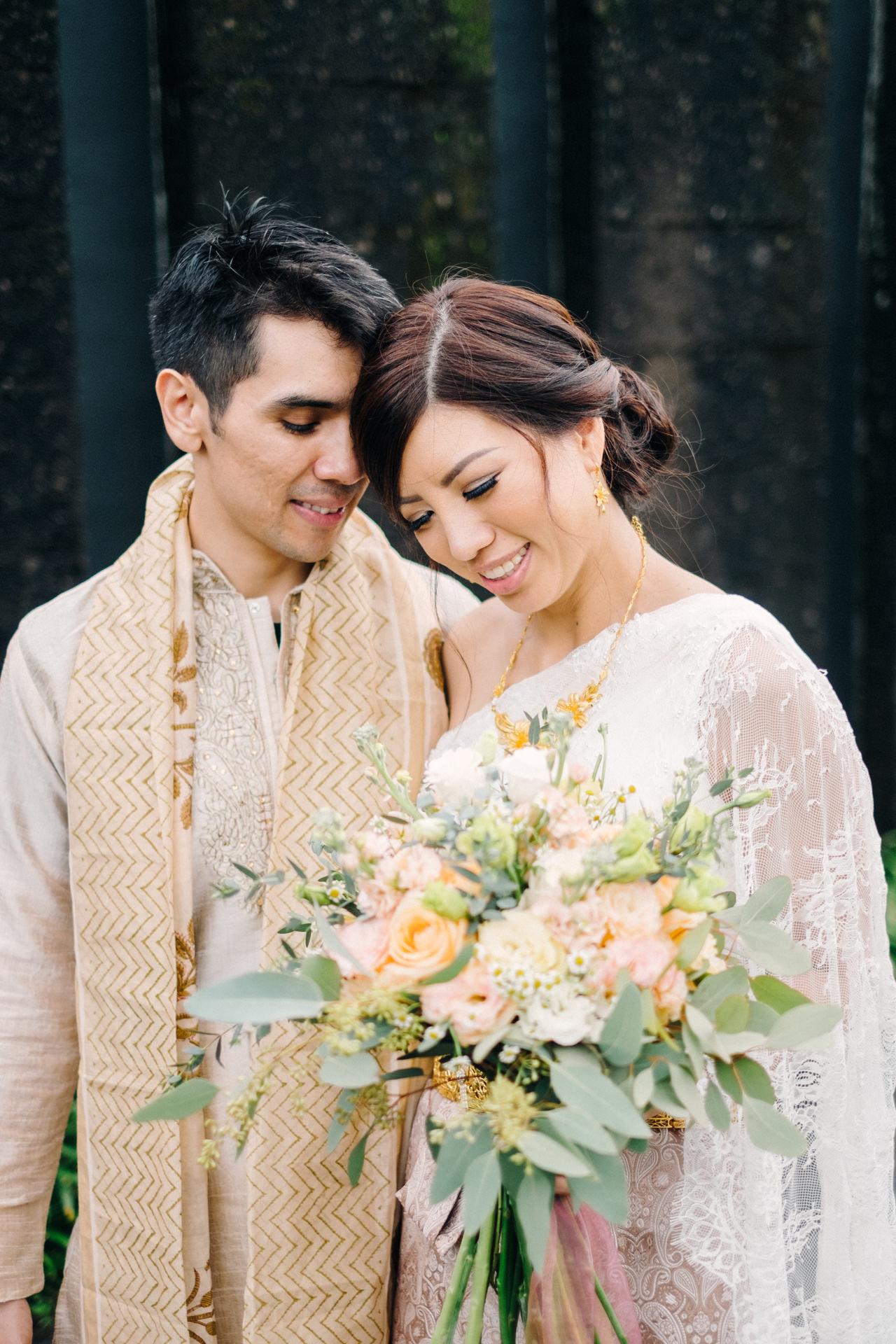 L&A: Canggu Wedding Photography at Soori Bali 8