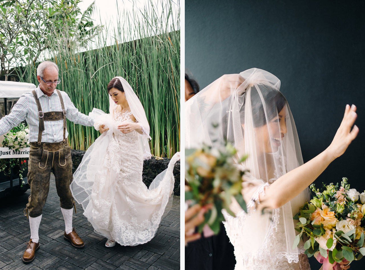 L&A: Canggu Wedding Photography at Soori Bali 19