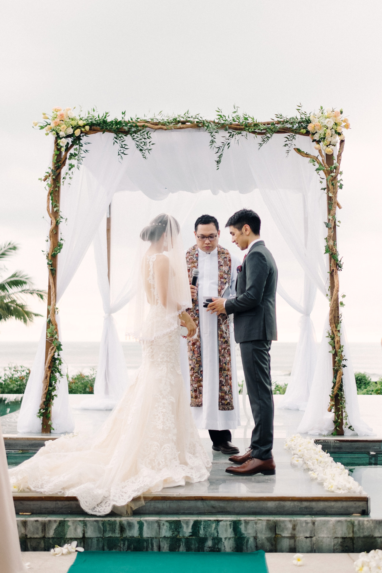 L&A: Canggu Wedding Photography at Soori Bali 24