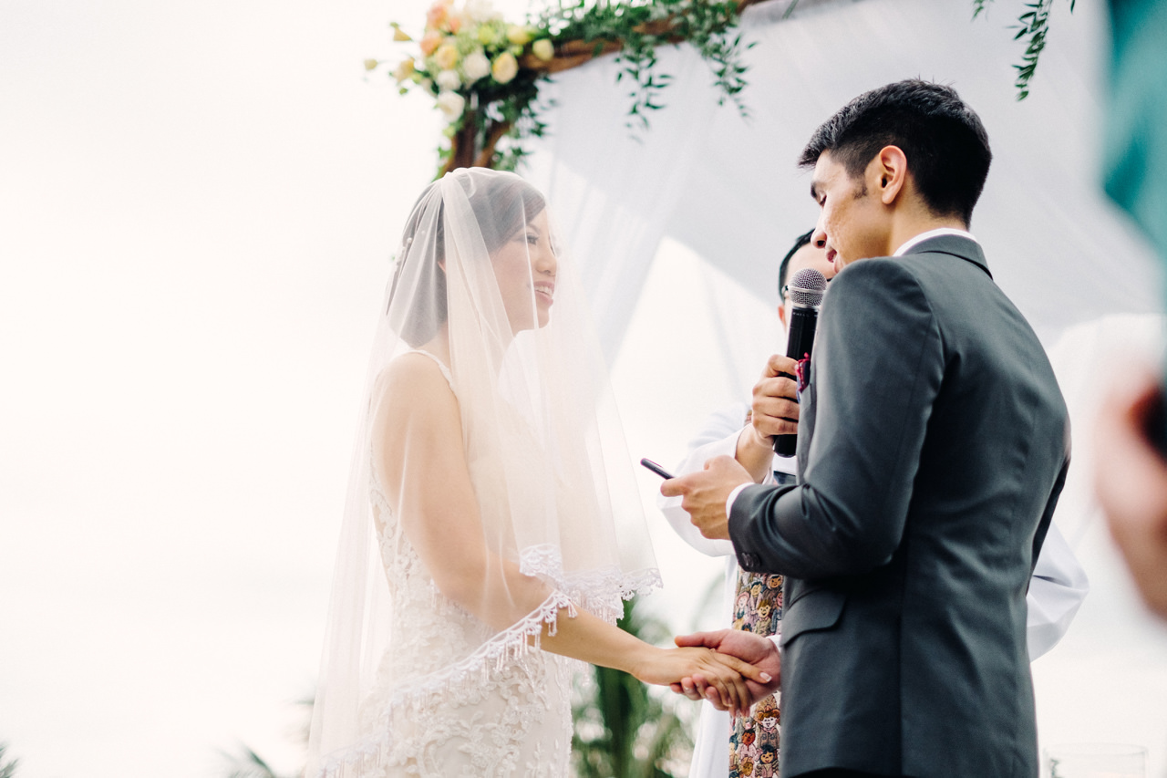 L&A: Canggu Wedding Photography at Soori Bali 25