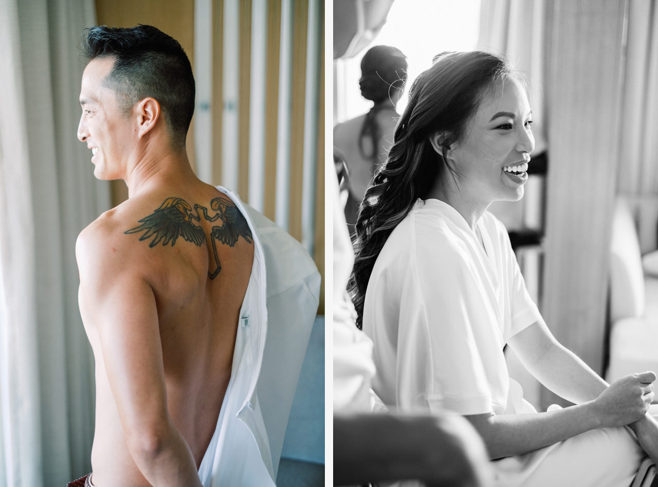 L&E: Beachside Sofitel Bali Wedding 8