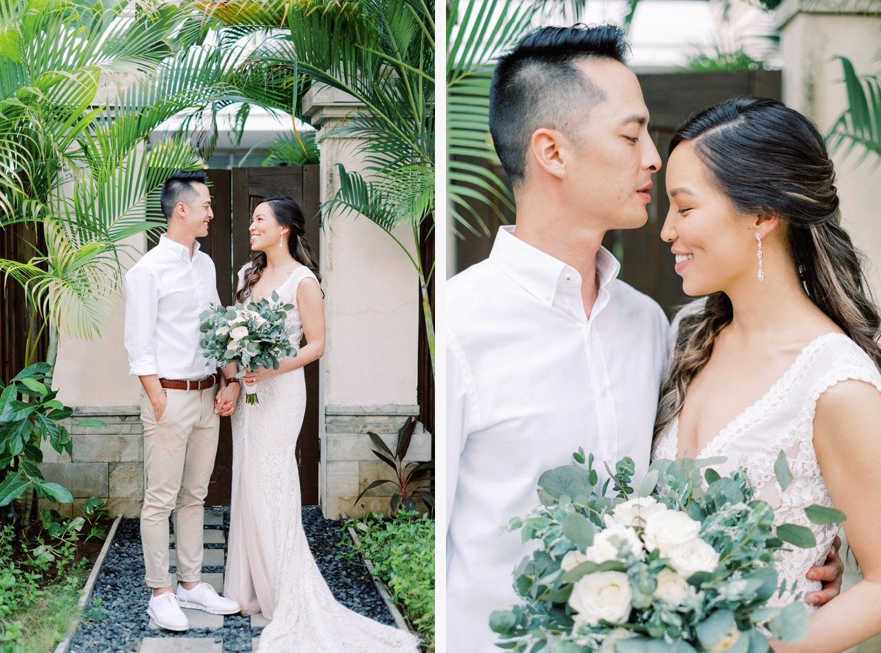 L&E: Beachside Sofitel Bali Wedding 10