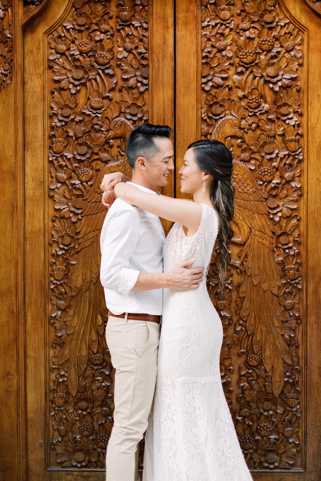 L&E: Beachside Sofitel Bali Wedding 11