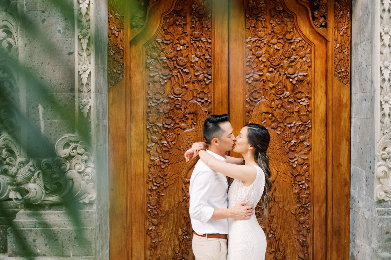 L&E: Beachside Sofitel Bali Wedding 12