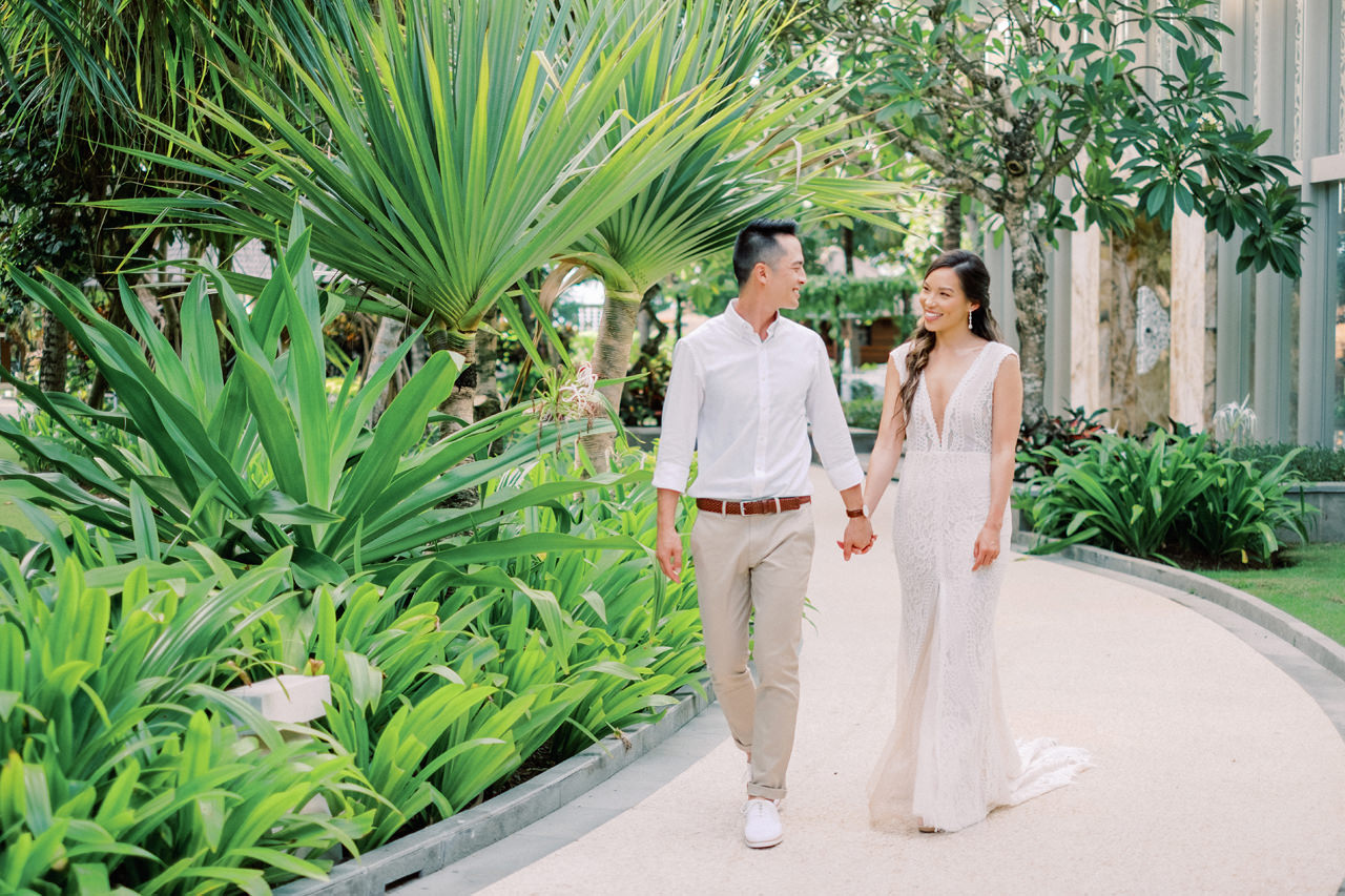 L&E: Beachside Sofitel Bali Wedding 16