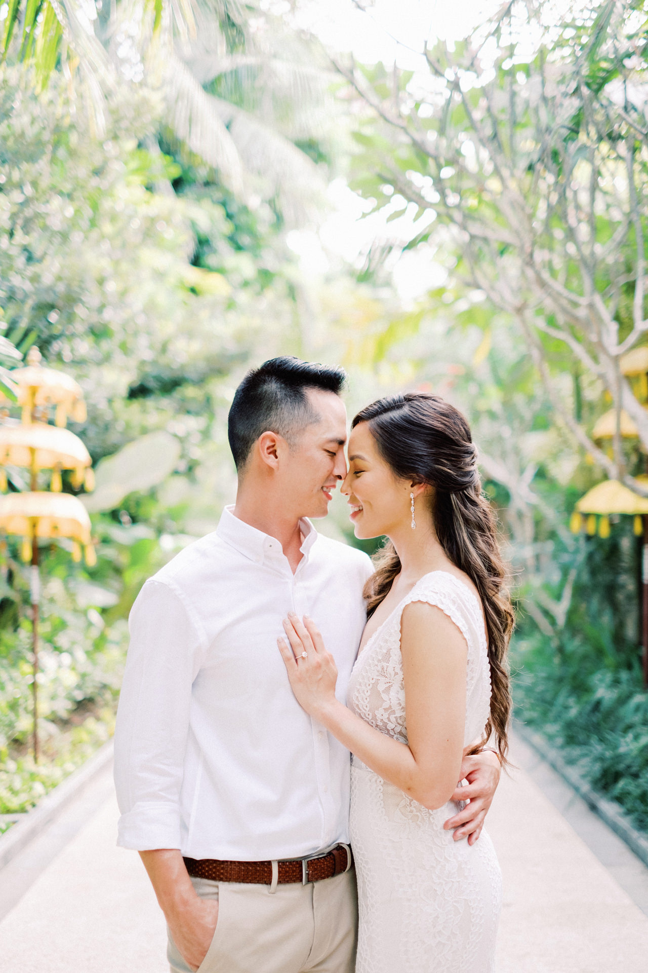 L&E: Beachside Sofitel Bali Wedding 17