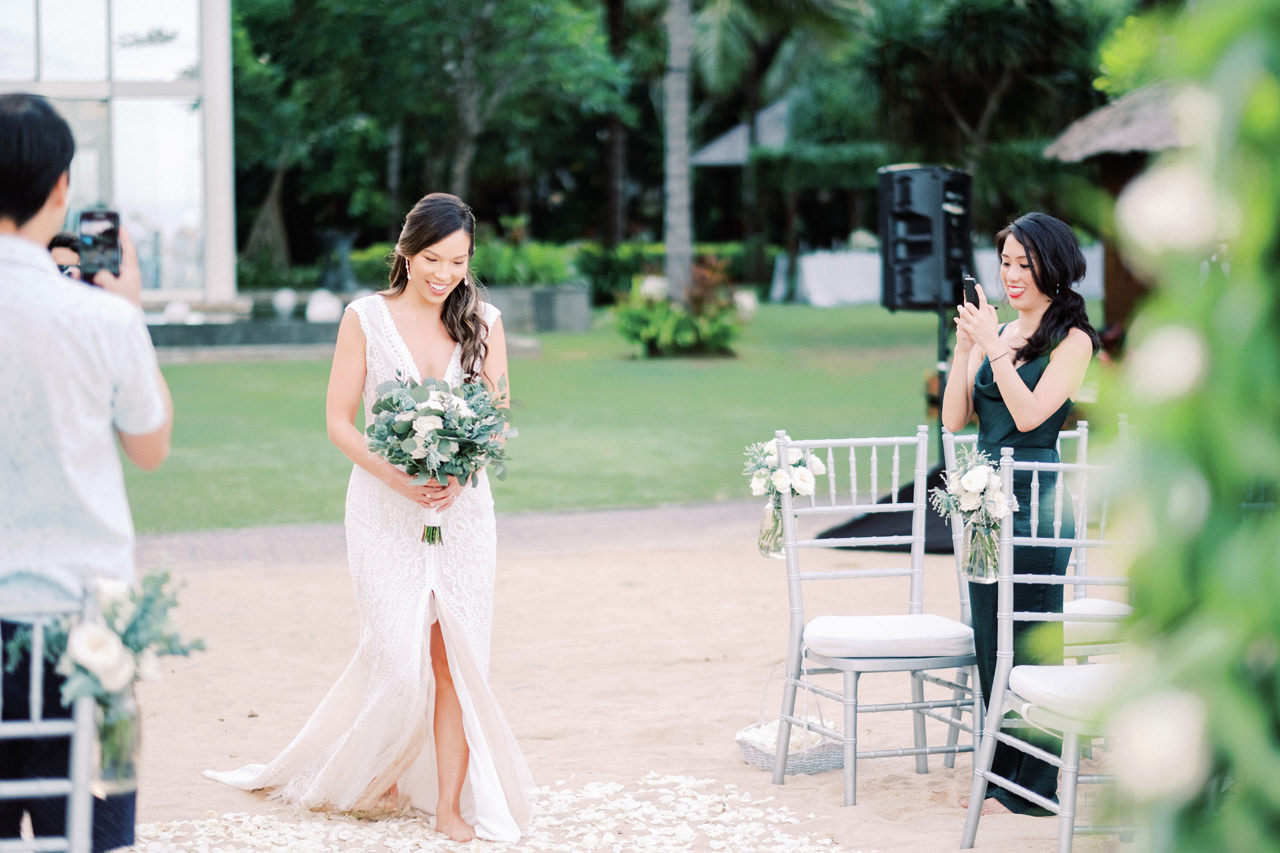 L&E: Beachside Sofitel Bali Wedding 23