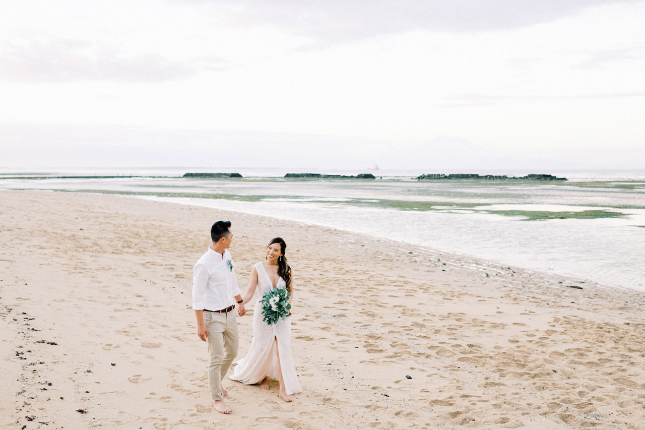 L&E: Beachside Sofitel Bali Wedding 35