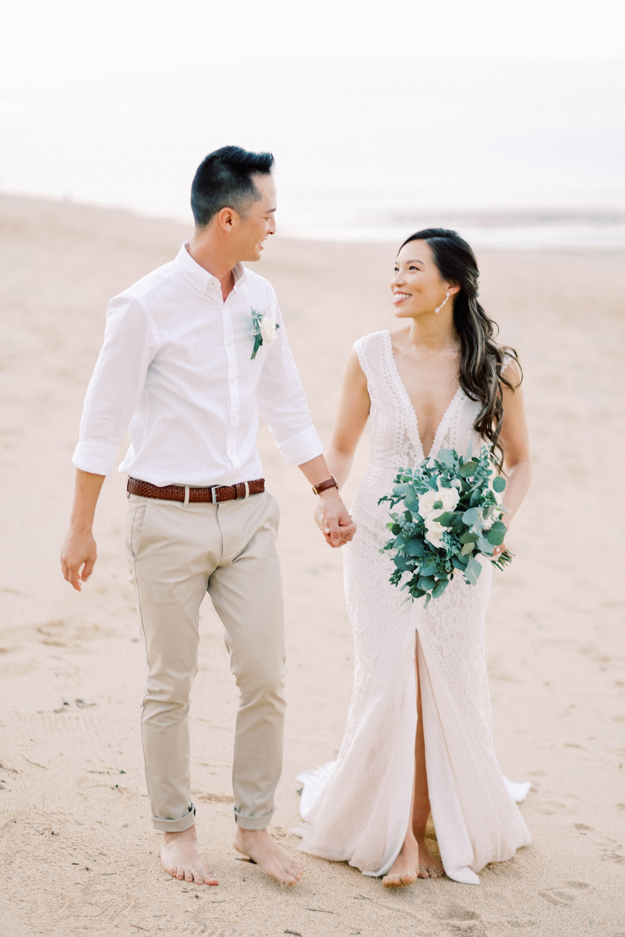 L&E: Beachside Sofitel Bali Wedding 36