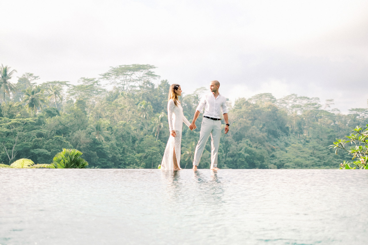 Ubud Valley Resort Honeymoon