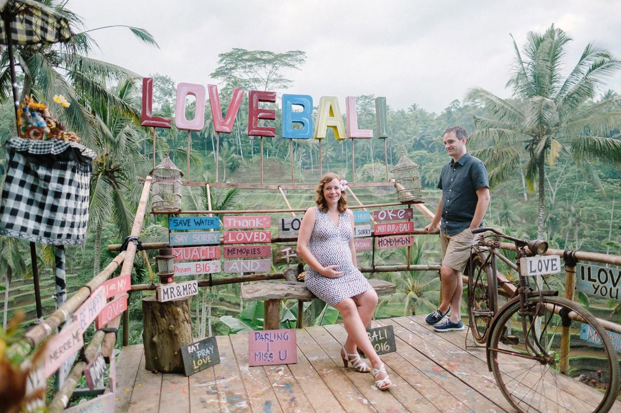 Elizabeth & Jeff: Maternity Photography in Ubud Bali 3