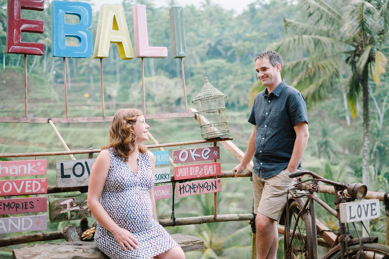 Elizabeth & Jeff: Maternity Photography in Ubud Bali 4