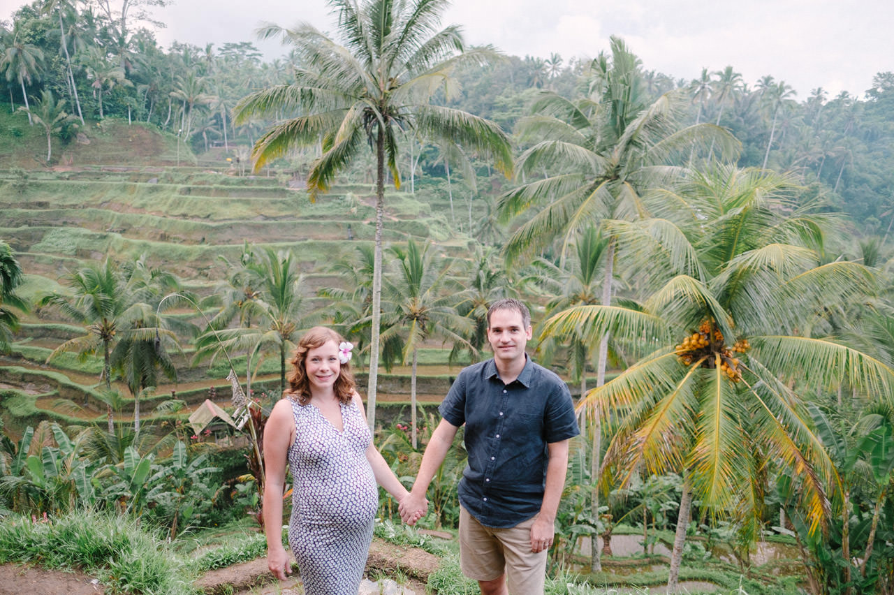 Elizabeth & Jeff: Maternity Photography in Ubud Bali 5