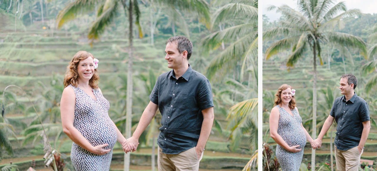 Elizabeth & Jeff: Maternity Photography in Ubud Bali 6